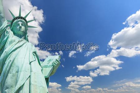 freiheitsstatue liberty island new