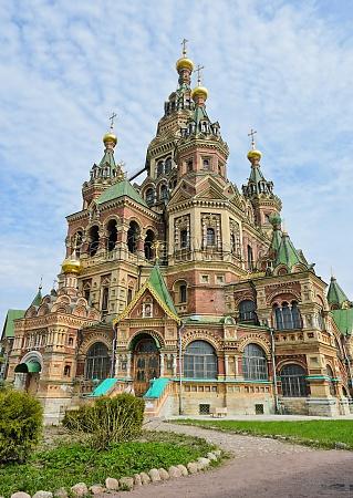 st peter und paul kirche russland