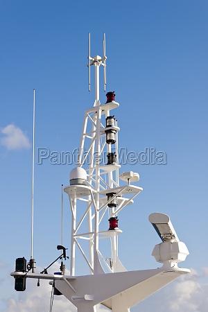 turm schifffahrt kommunikation mast kahn nautisch