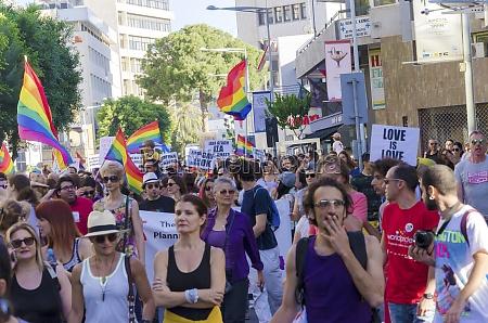 homosexuell pride parade zypern