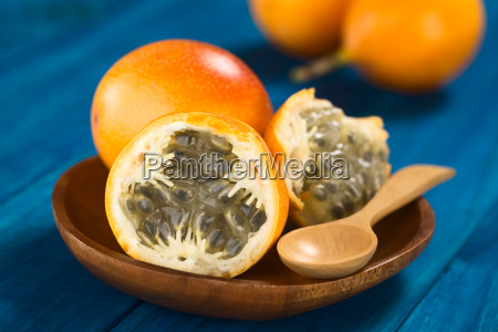 sweet granadilla or grenadia