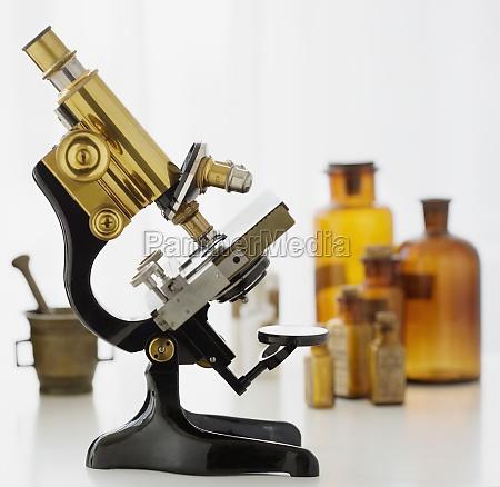 labratory mikroskop circa 1928