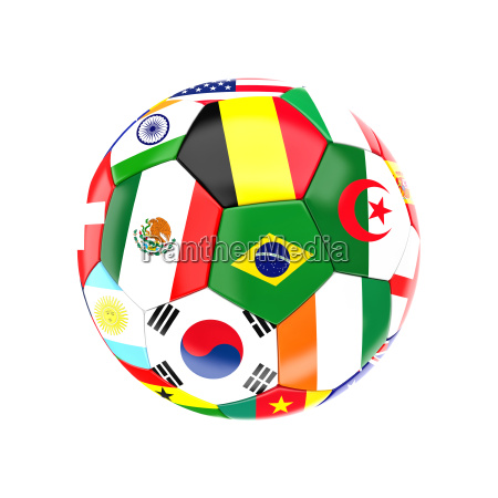 multi soccer ball