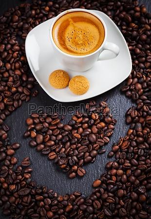 ich liebe meinen kaffee