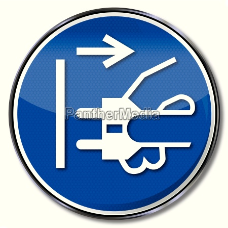 pull gebotszeichen plug