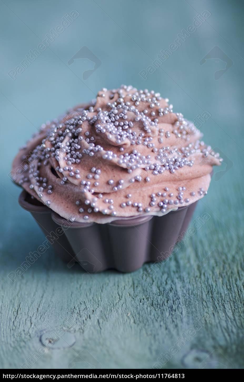 Cupcake Geburtstag Muffin Lizenzfreies Bild 11764813