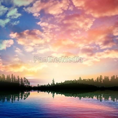 farbe wolke sonnenaufgang sonnenlicht daemmern morgendaemmerung