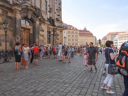 neu touristen platz dresden quadrat neuen