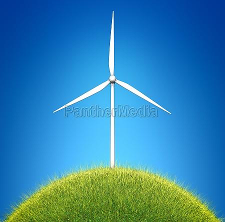gruene energie konzept