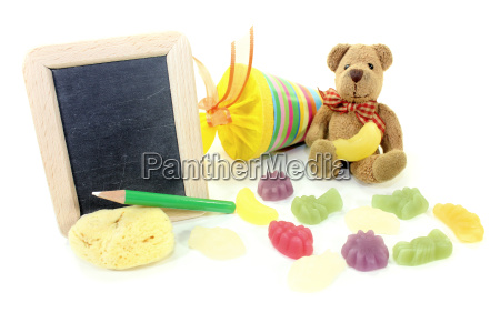 back to school with teddy and