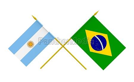 argentinien fahne flagge brasilien transparent staatlich