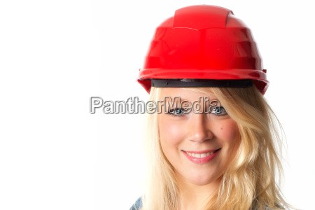 female construction manager