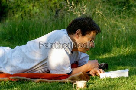 summery reading pleasure