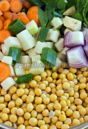 yellow peas vegetables fresh pea soup