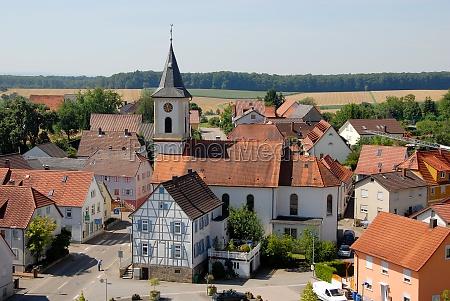 siegelsbach in kraichgau