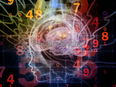 numbers of the mind