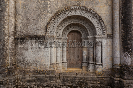 horizontal pic from north door of