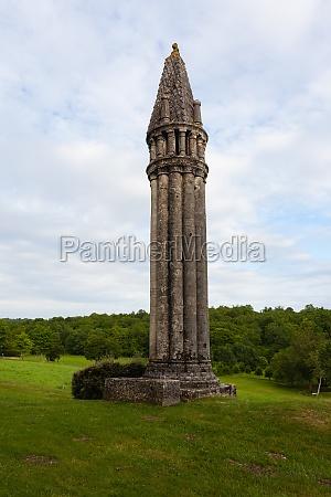 lantern tower of notre dame de