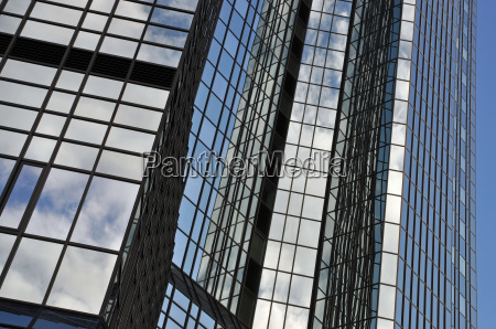 glasfassade in frankfurt