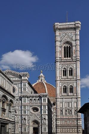 campanile di giotto florenz