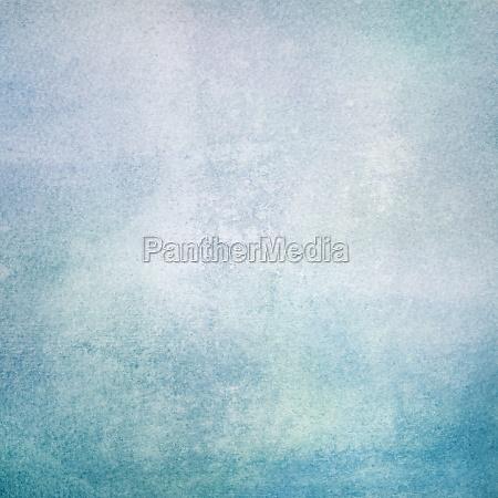 watercolor texture of blue tones