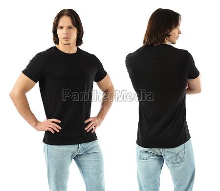 freisteller mode schwarze schwarz das schwarze
