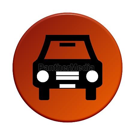 button rund auto