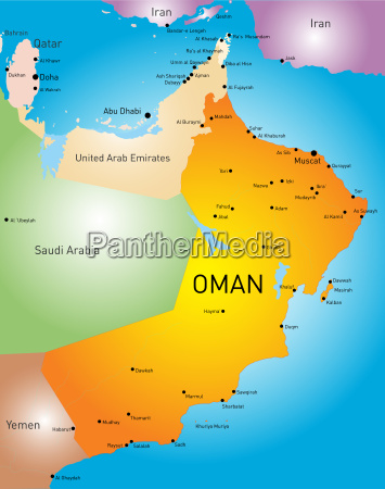 oman country