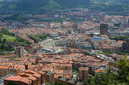 center of bilbao spain