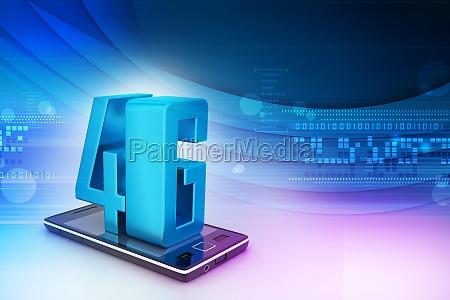 smartphone mit 4g