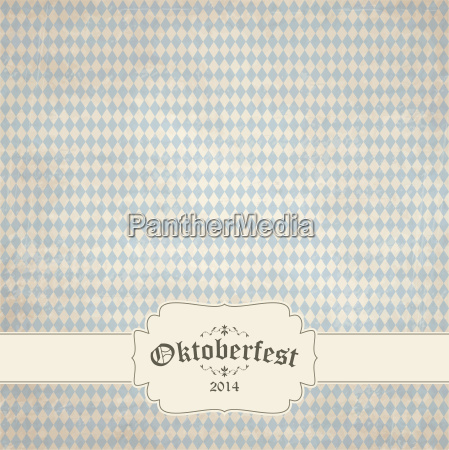 old vintage background with checkered pattern