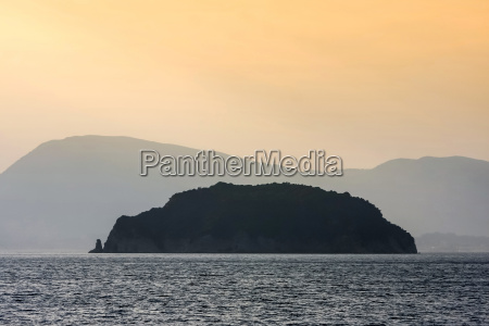 marathonisi island in greece