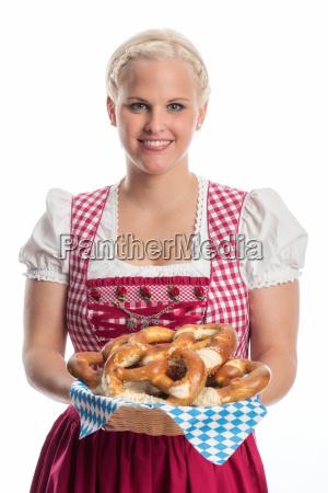 bayrin with pretzel