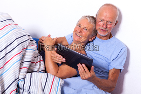 oap couple with man and woman