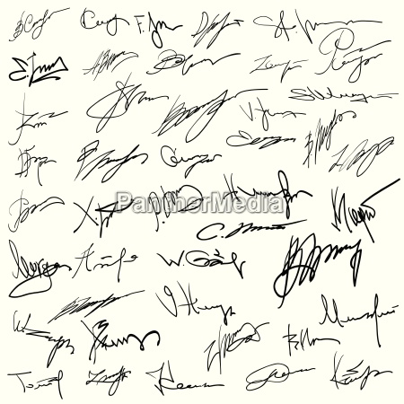 schreiben schreibend schreibt vertrag kontrakt freisteller