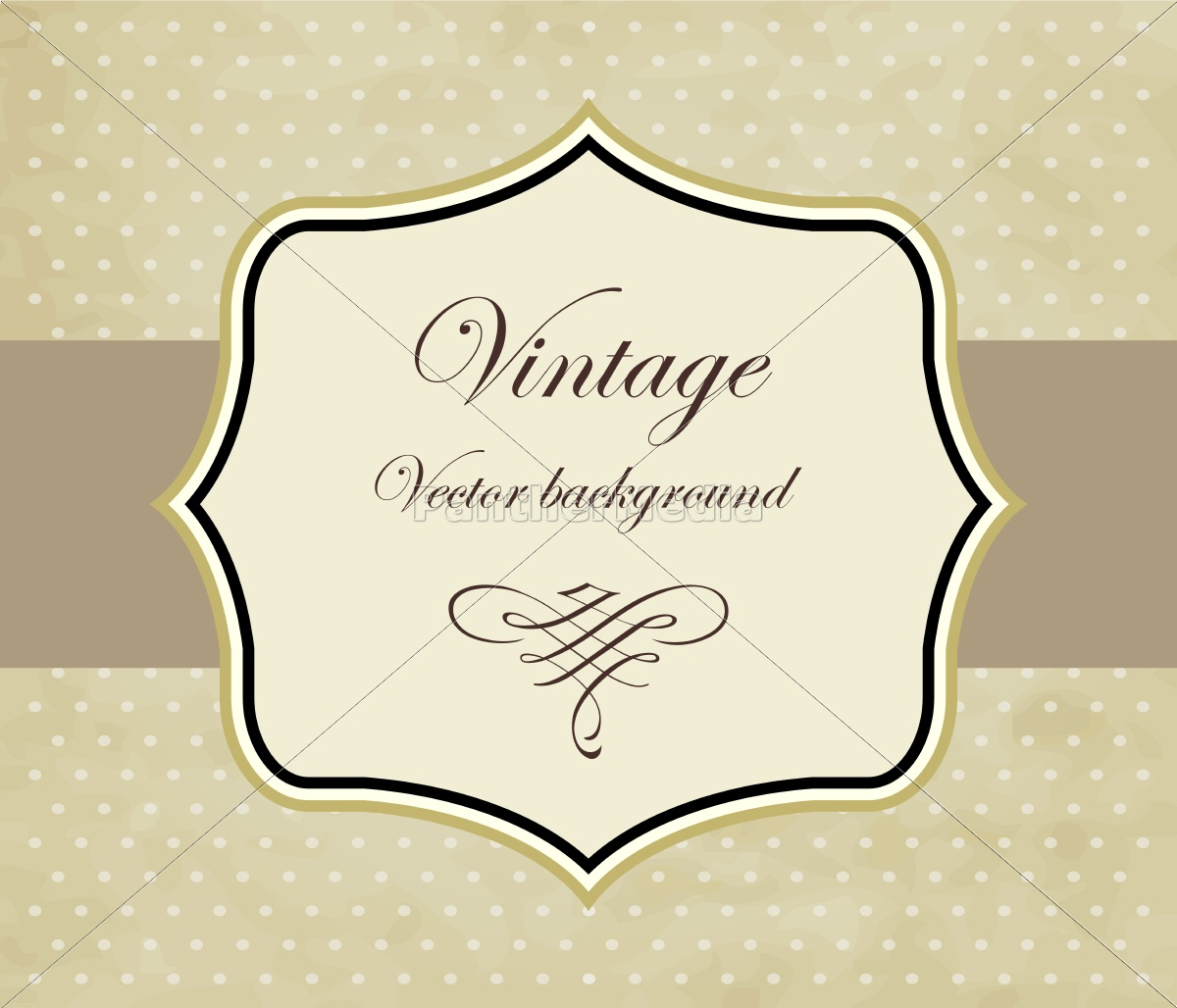 vintage-rahmen vektor-hintergrund - Stockfoto - #12316530 ...