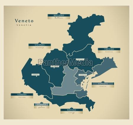 moderne landkarte veneto it