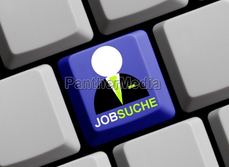 search online for a new job