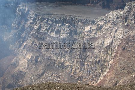 volcano masaya nationalpark nicaragua zentralamerika