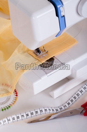 sewing machine and related items