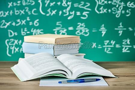 holz buecher mathematik mathe lehrbuch buch