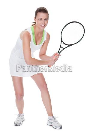 frau sport weiblich spieler weibchen tennis