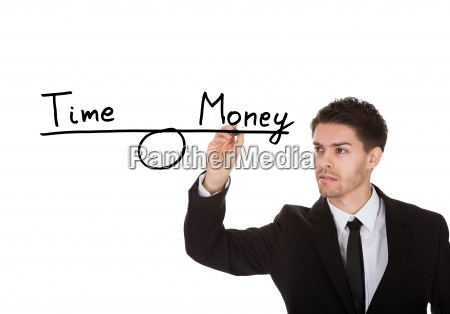 time and money equilibrium