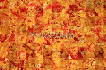 kuchen pizza kaese tortenstueck paradeiser gemuesen