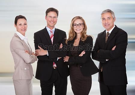 gruppe von wirtschaftsexperten