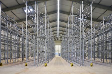 new high bay warehouse