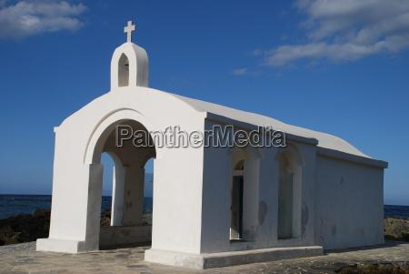crete georgioupolis chapel agios nikolaos st