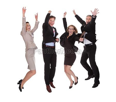 menschen leute personen mensch springen springend