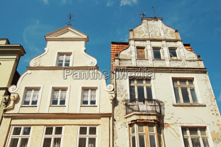 old building wismar germany