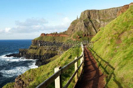 giants causeway irland